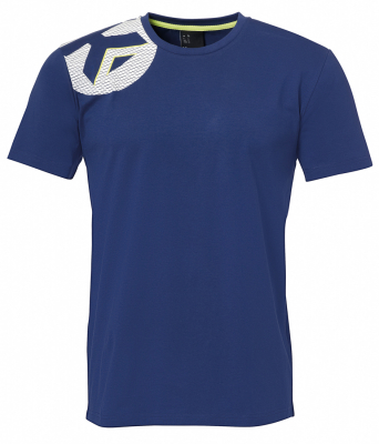 Kempa Core 2.0 T-Shirt deep blau