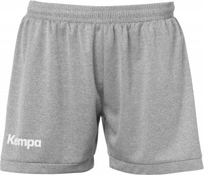 Kempa Core 2.0 Damen Shorts dark grau melange
