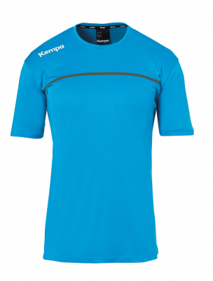 Kempa Emotion 2.0 Poly Shirt kempablau-anthrazit