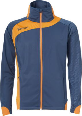 Kempa Peak Trainingsanzug petrol-orange