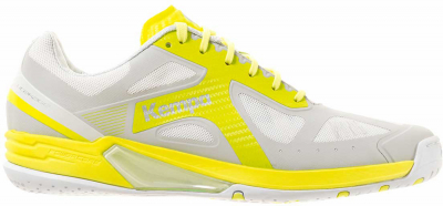 Kempa Caution Wing Lite Damen Handballschuh light grau-weiß