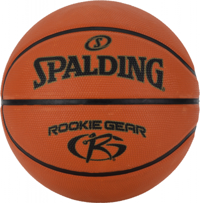 Spalding Rookie Gear Out Größe 4 Kinder Basketball orange 4