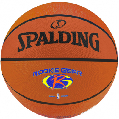 Spalding Rookie Gear Outdoor Basketball Gr.5 orange