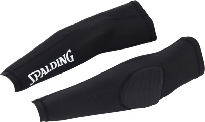 Spalding Padded Shooting Sleeves 2er Pack schwarz