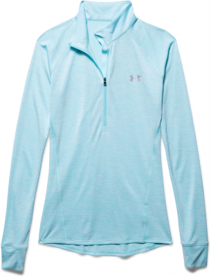 Under Armour Tech Damen Langarmshirt blau M