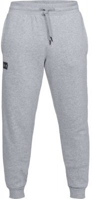 Under Armour Rival Fleece Herren Jogger steel light heather L