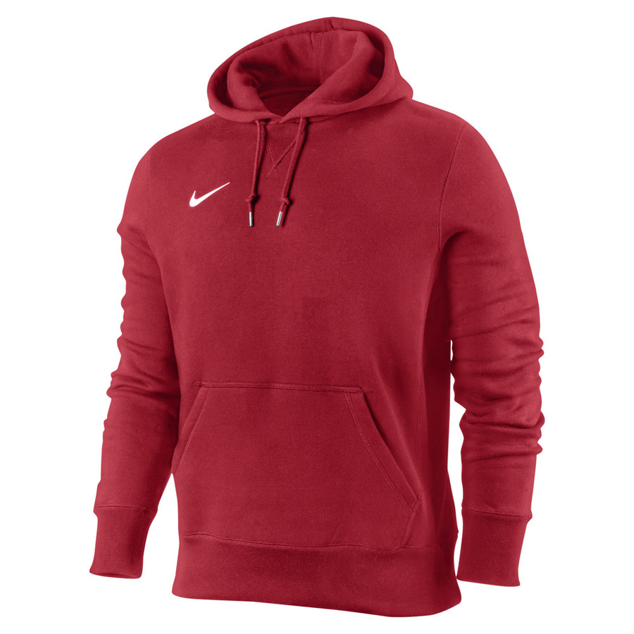 nike kinder ts core fleece hoodie university red wei. Black Bedroom Furniture Sets. Home Design Ideas