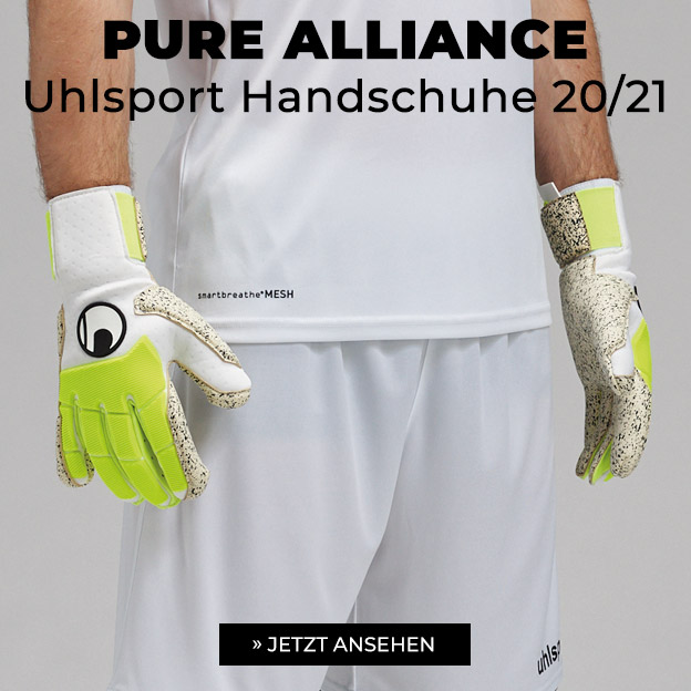 Uhlsport Pure Alliance Torwarthandschuhe