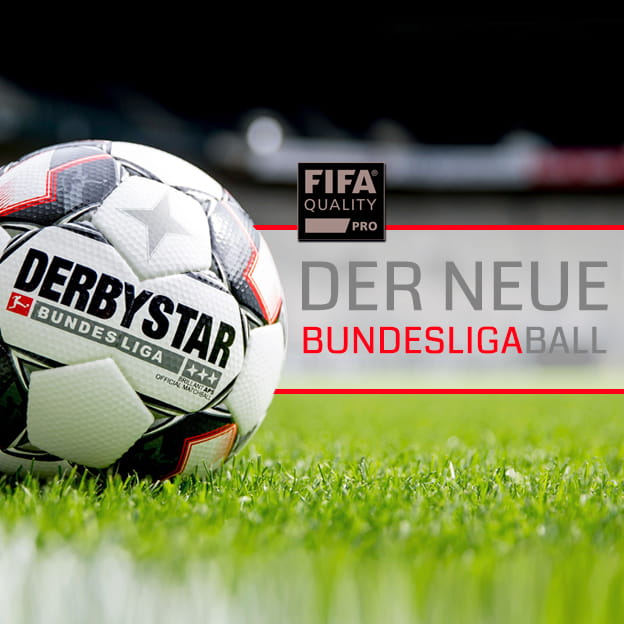 Derbystar Bundesligaball 2018/2019