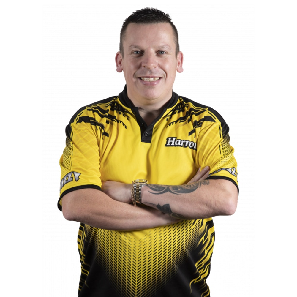 Dave Chisnall Chizzy
