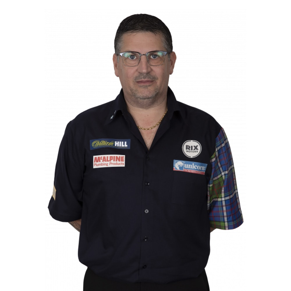 Gary Anderson Flying Scotsman