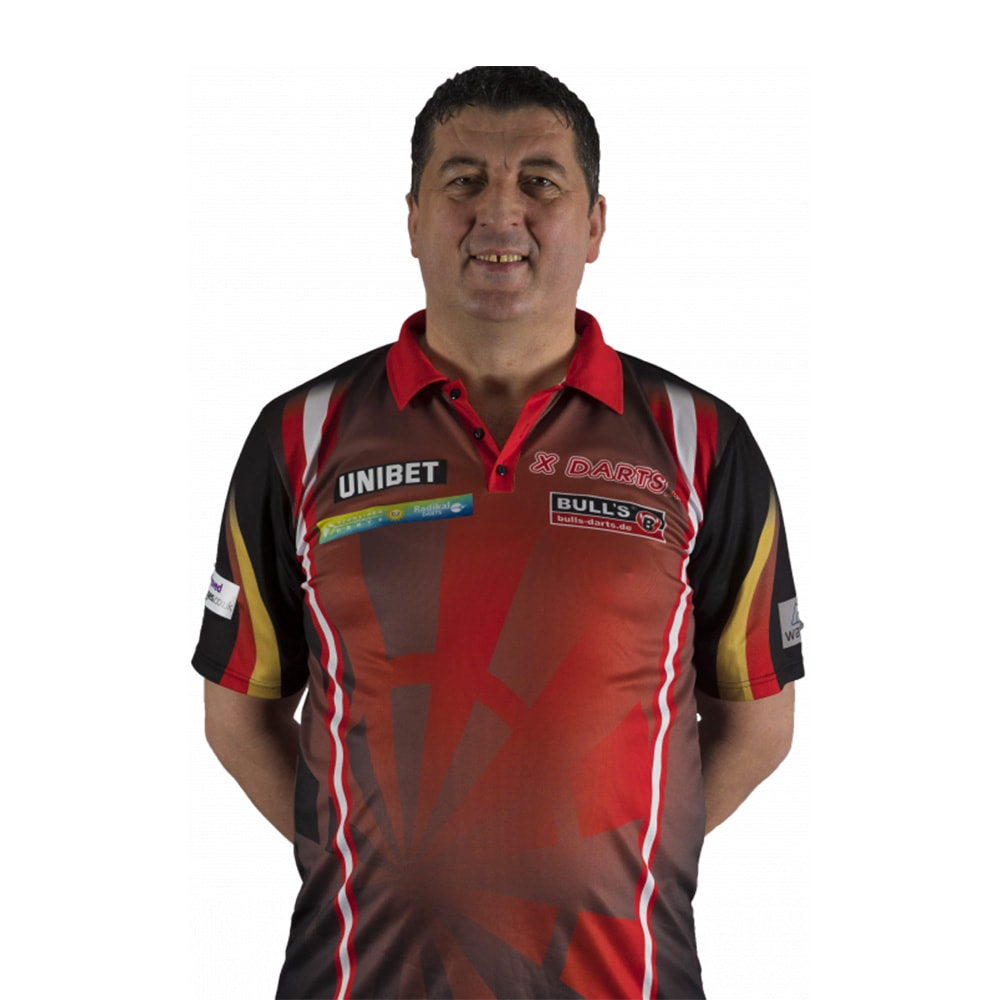 Mensur Suljovic The Gentle