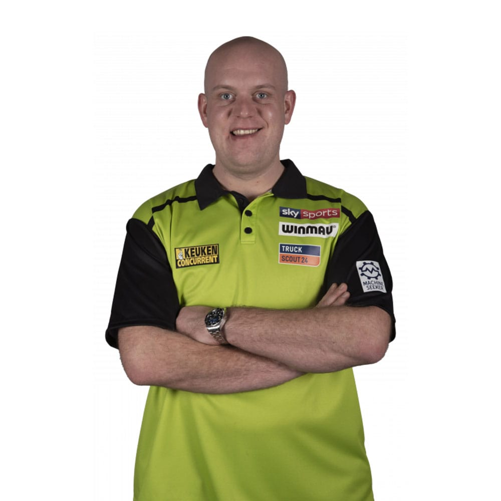Michael van Gerwen Mighty Mike