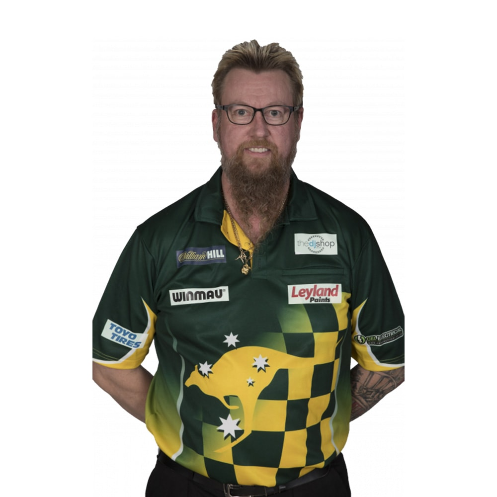 Simon Whitlock The Wizard