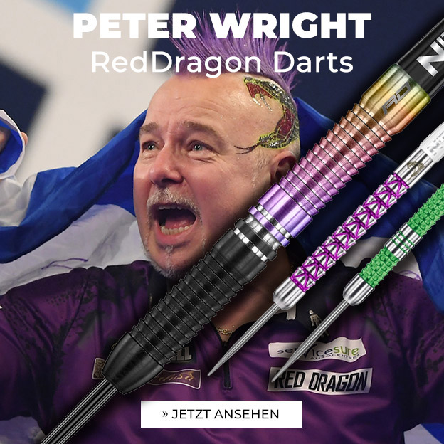 Peter Wright Red Dragon Kollektion